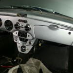 dash on 1964 Coupe