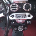 center dash 1964 356 Coupe